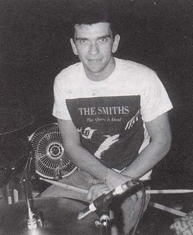 """Born on This Day: Mike Joyce of The Smiths  - Listen to the isolated drum track for """"This Charming Man """"   #thesmiths"""