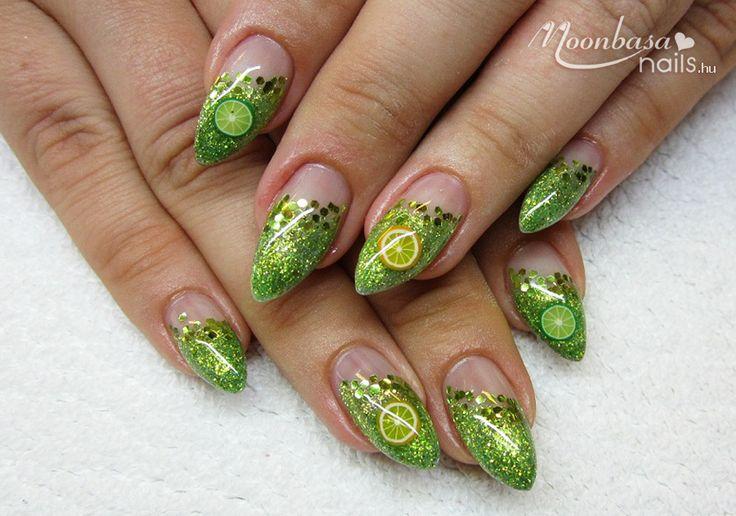 #nails #mukorom   http://www.moonbasanails.hu