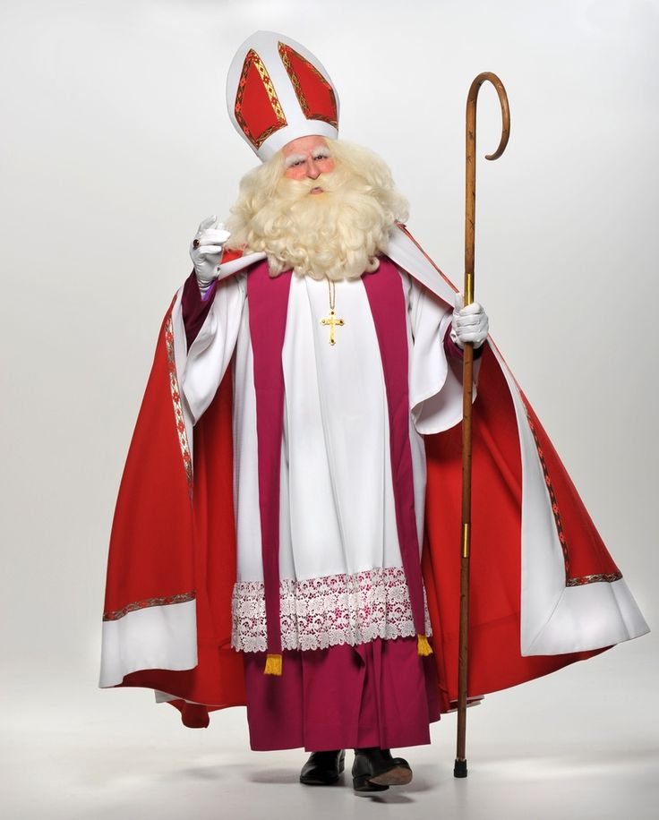 Saint Nicholas Wide Wallpaper FREE