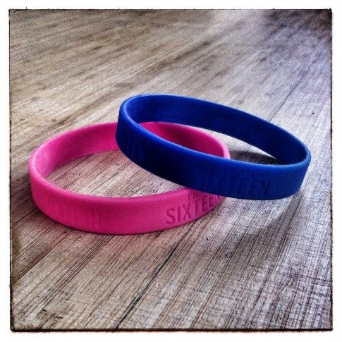 Personalised Silicone Wristband Branded by MoJo Promotions | http://www.mojopromotions.co.uk/portfolio/silicone_wristband