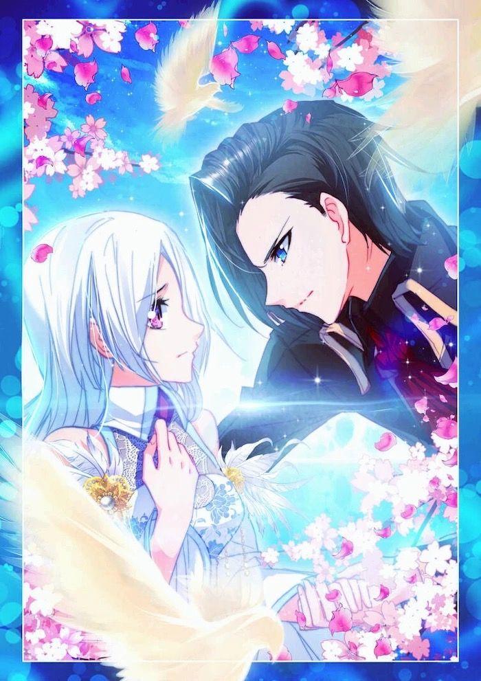 Ghim của Alicia Heckmatica trên Anime couple (Có hình ảnh