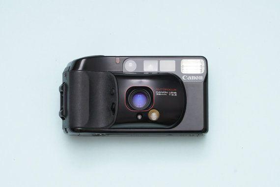 Canon Sure Shot Supreme 2.8/38mm Autofocus Compact by ohsocult