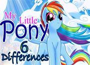 juegos de my little pony 6 differences