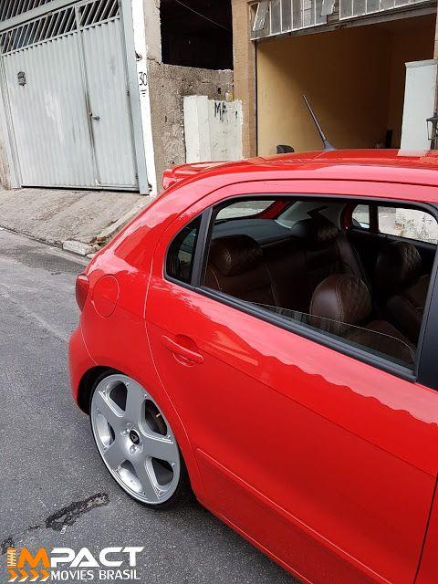 cee21980ce Gol g5 rebaixado com rodas Volcano Santa Monica aro 18 - Impact-Movies  Brasil
