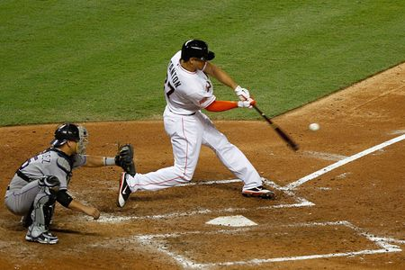 giancarlo stanton home run - Google Search
