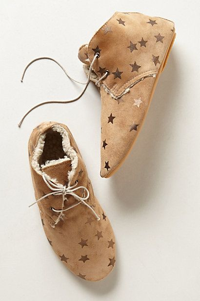 Starwalker Lace-Ups, Anthropologie