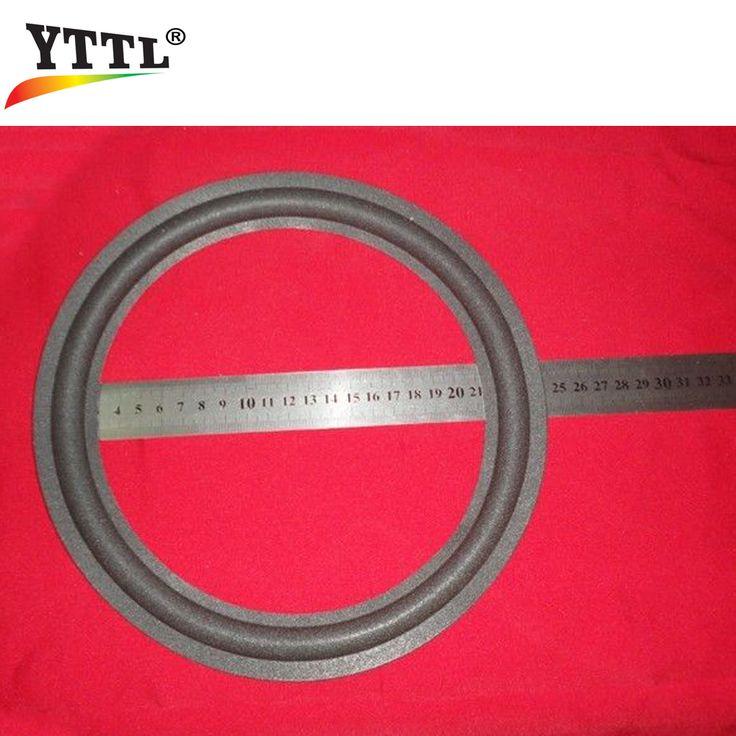 YTTL Brand New A Pair 10'' 10 inch Repair woofer / Bass loudspeaker / Speaker Foam Surrounds (173mm / 190mm / 224mm / 245mm)