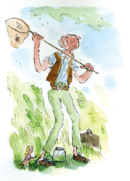 The BFG, Roald Dahl - My favorite book in 2nd grade!