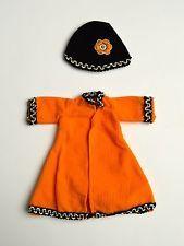 Faerie Glen MOD COAT & HAT Vintage fits Pedigree Sindy Barbie Tressy