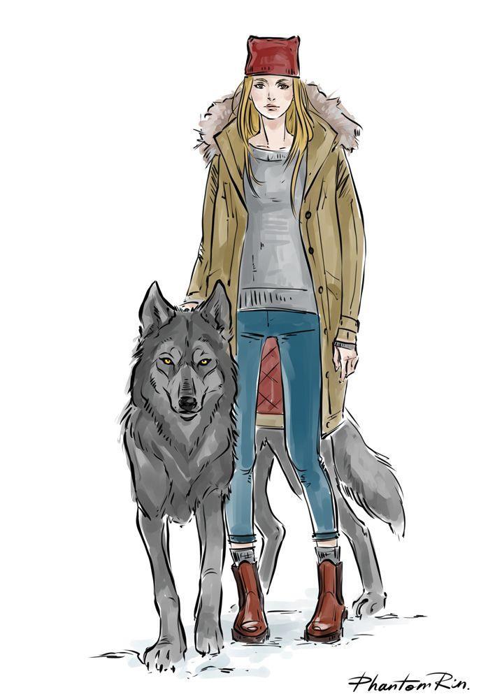The Wolves Of Mercy Falls - Sam et grace