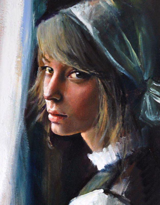 Emilii Wilk +1983 |  Polski malarz Symboliczne