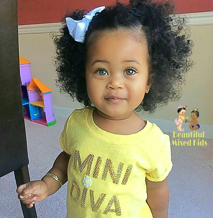 Mia Isabella - 1 Year • African American & Dominican ❤