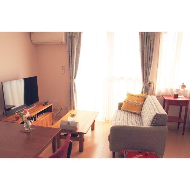 noce/一人暮らし/unico /TVボード/Francfranc/IKEA…などのインテリア実例 - 2015-03-28 20:04:30 | RoomClip(ルームクリップ)