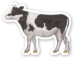 Cow | Emoji Stickers