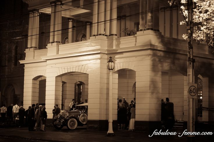 Gatsby - Malvern Town Hall - 20s style event