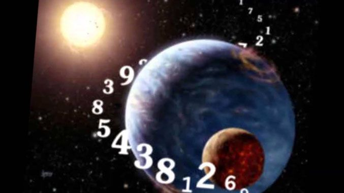 Planets and Numbers Numerology - gnosiscorner