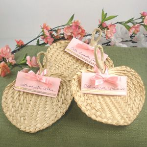 """Alternative wedding favor/place setting. I like it, as the tongan village I'm from is known as """"The Fan of Moheofo"""" (one of the Tongan kings) due to it's cool sea breeze."""