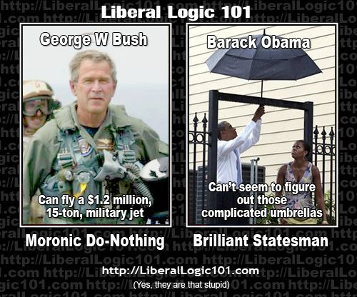 Why do liberals ignore Obama's past?