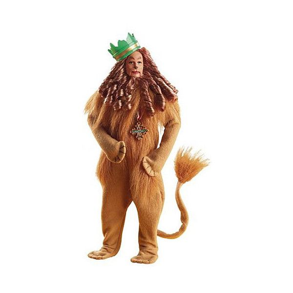::Toy Store Inc.:: Wizard of Oz Lion Doll ❤ liked on Polyvore featuring wizard of oz, dolls and oz