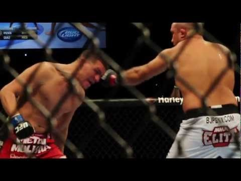 UFC 158: The History of GSP and Diaz #UFC158 #MMA #GSP #Diaz
