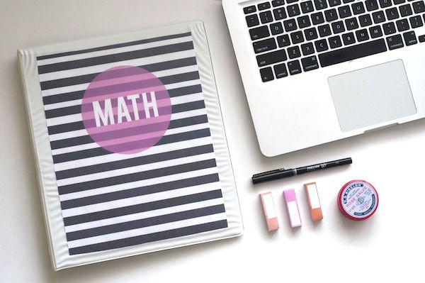 25  best ideas about school binder covers on pinterest