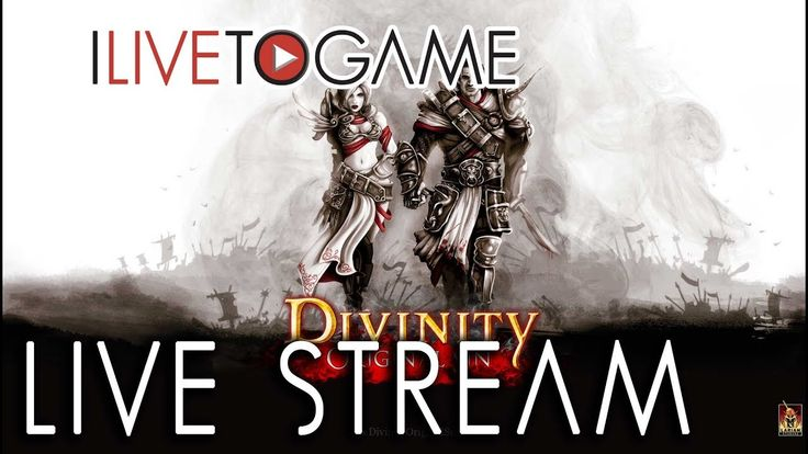 [Video] Live - Divinity: Original Sin PS4 COOP - Watch it now! #Playstation4 #PS4 #Sony #videogames #playstation #gamer #games #gaming