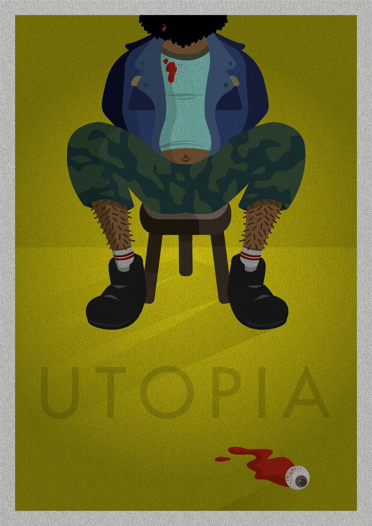 Utopia TV Show - Illustration 03