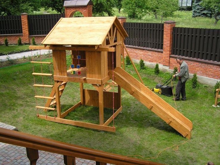 детские площадки в своем дворе: 2 тыс изображений найдено в Яндекс.Картинках
