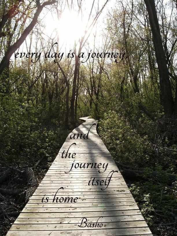 bashos journey essay