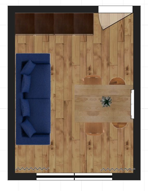 25 best ideas about kleine wohnung einrichten on. Black Bedroom Furniture Sets. Home Design Ideas