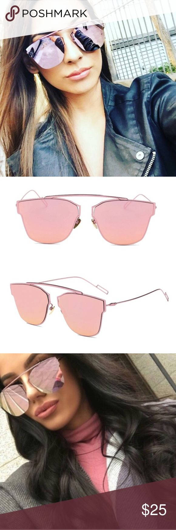 The Island Sunnies NWT Quality. Luxurious Sunglasses! Similar to quay brand, only listed for exposure. Quay Australia Accessories Sunglasses