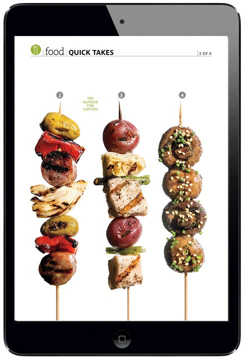 Real Simple Magazine for iPad