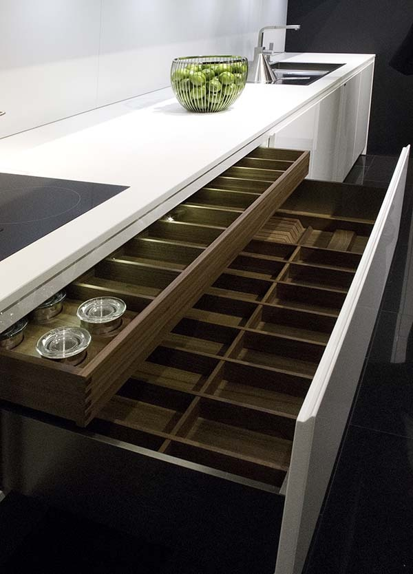 Love BIG WIDE Drawers. Why Donu0027t Many Offer? #Kitchens #Interior