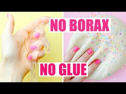 how to make slime with vaseline lotion without glue