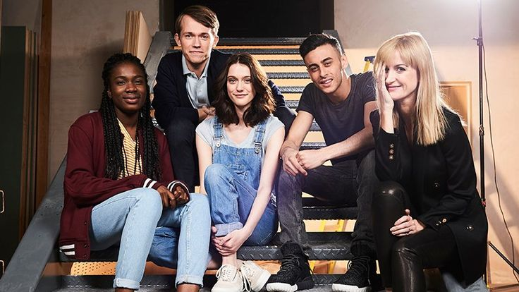 The BBC Has Revealed the Cast of Its Doctor Who Spinoff, Class