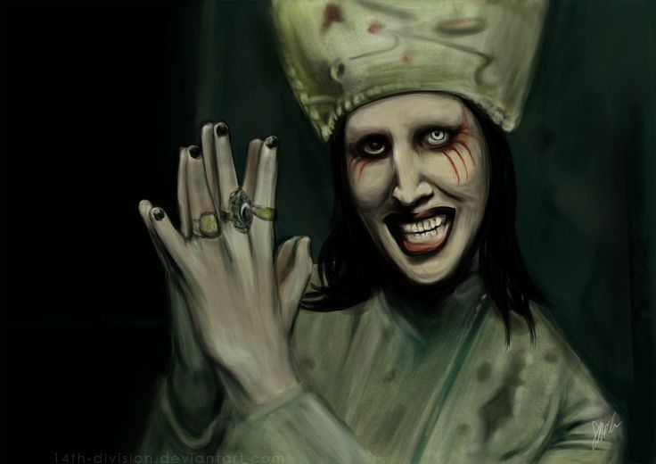 Chapter 6- Tour Mates Daddy Manson Marilyn Manson