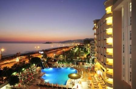 بيع  مستعجل فندق 5 نجوم ألانيا تركيا - http://alanyaistanbul.com/hotel-for-sale-alanya-turkey/
