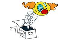 Jogos de pintar online para crianças: Caixa surpresa