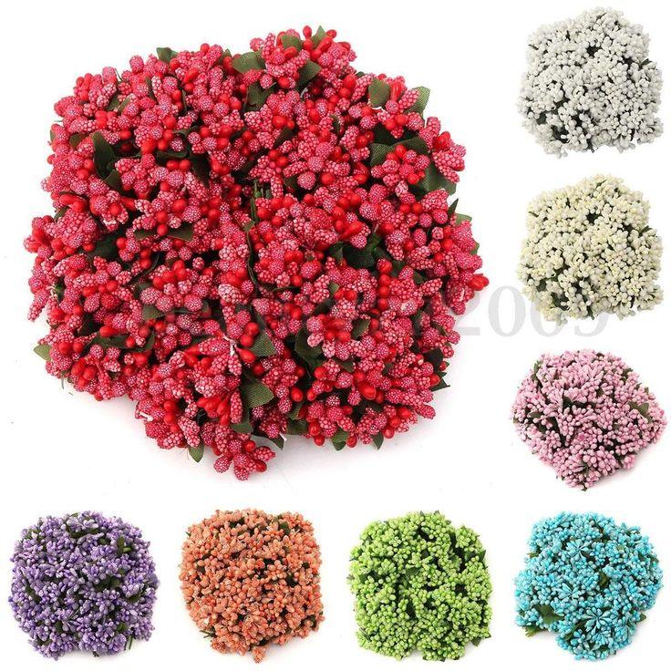 4,17+0,41 New 144 pcs Mini Petite Artificial Paper Rose Bud Flower Wedding Card Decoration