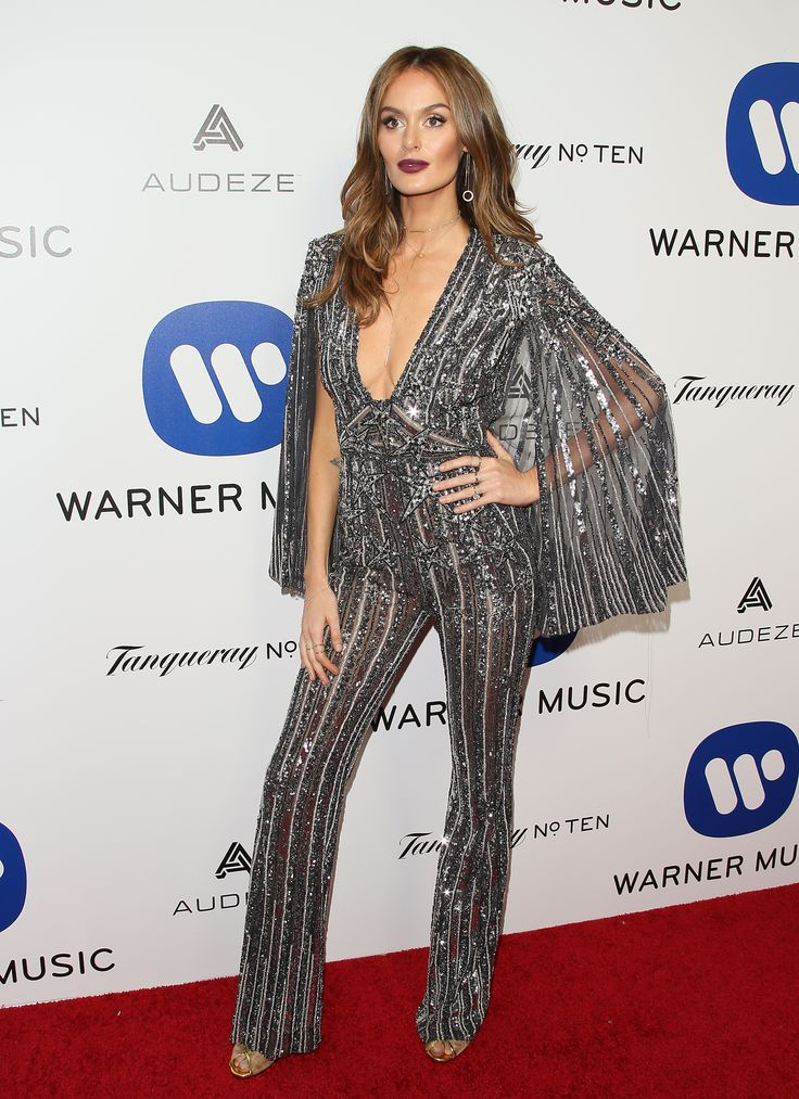 Warner Music Group Party - Nicole Trunfio