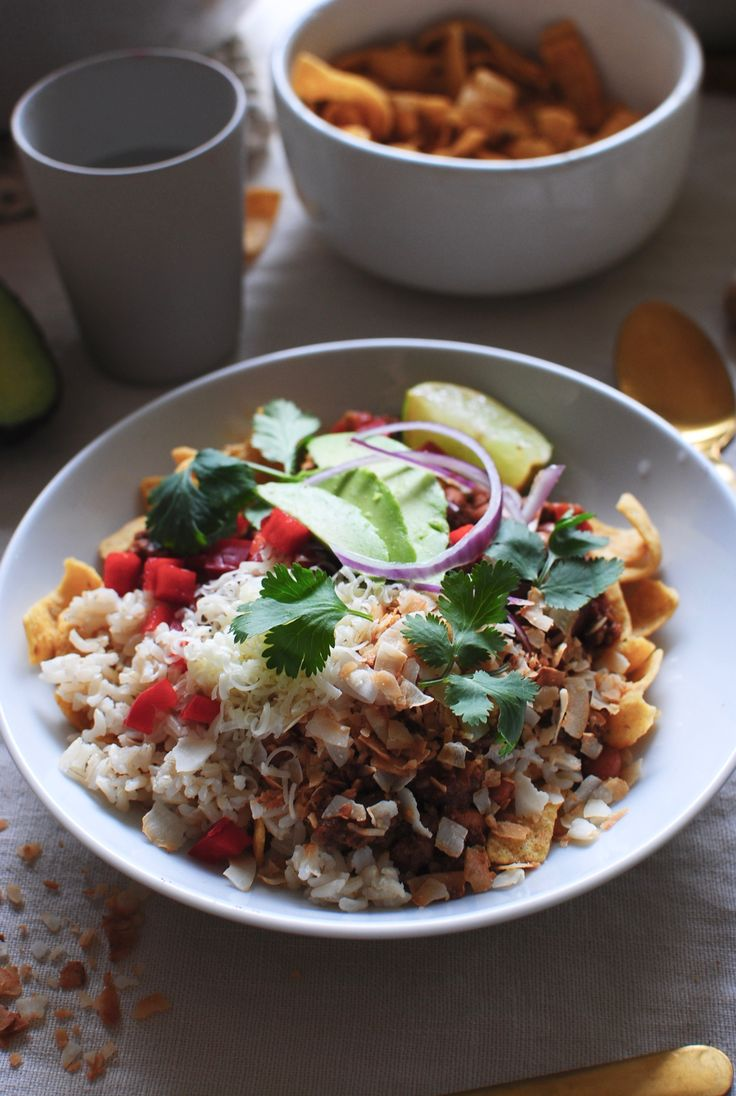 Mexican Fiesta Bowls | Bev Cooks