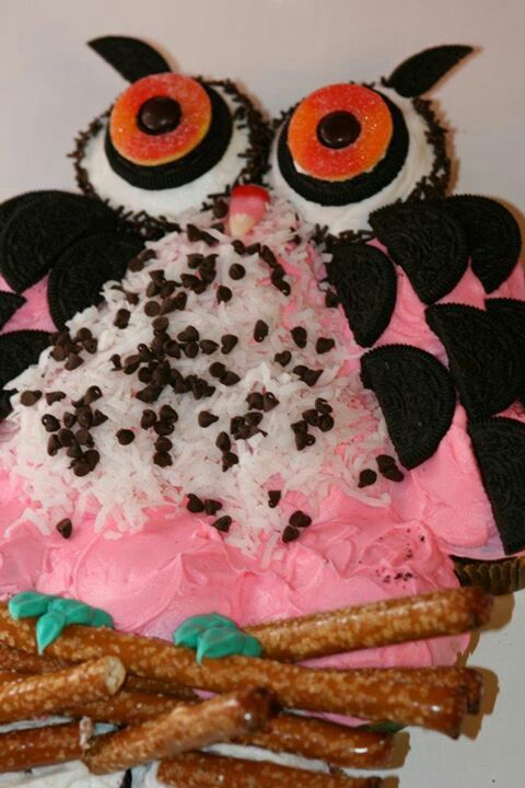 25 Best Ideas About Owl Cupcake Cake On Pinterest Owl