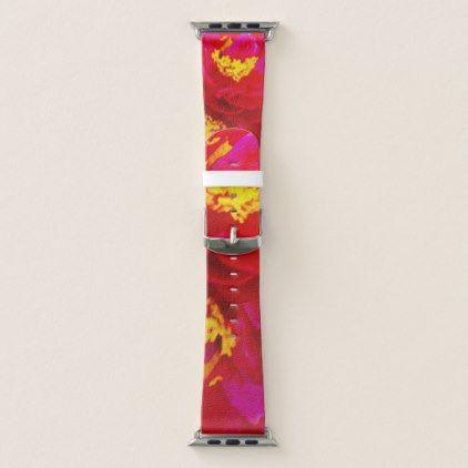 #Sweet Vigorosa Flowers Apple Watch Band - #flower gifts floral flowers diy
