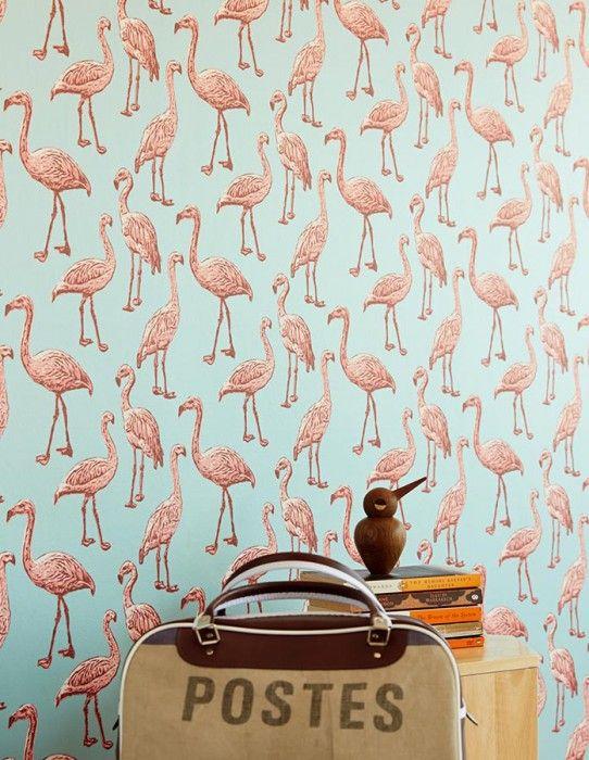 les 25 meilleures id es concernant papier peint shabby. Black Bedroom Furniture Sets. Home Design Ideas