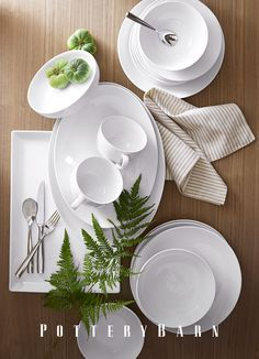 Designed to stack and store easily in cabinets, our porcelain dinnerware looks beautiful against any surface or food.