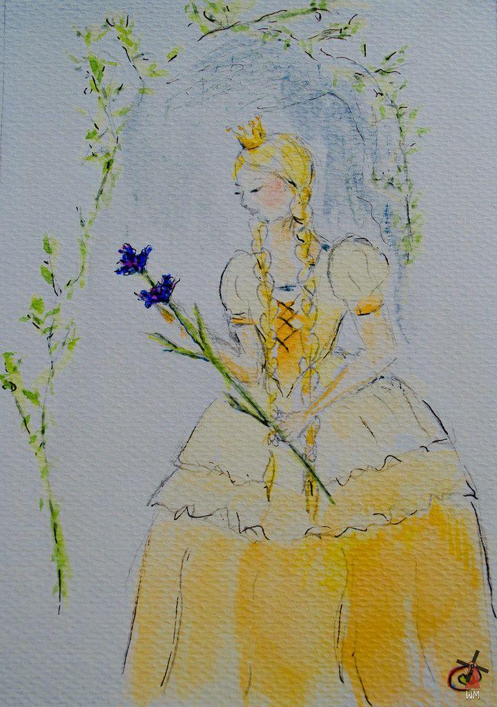 Prinsess Goldilocks / Prinsessa Kultakutri