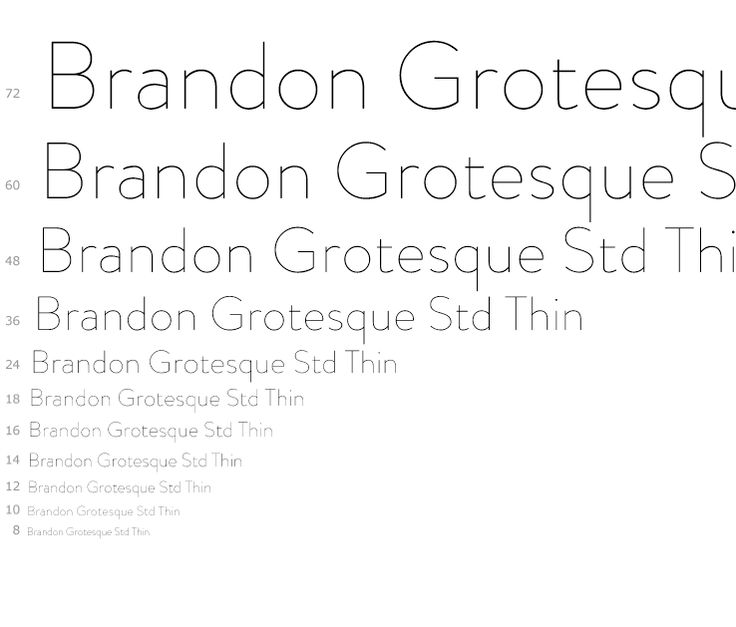 7 best type images on pinterest typography for Bureau grotesque