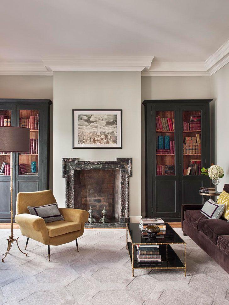 Sovremennyj Interer S Nostalgiej O Proshlom V Madride Foto Idei Dizajn Rugs In Living Room Interior Interior Design