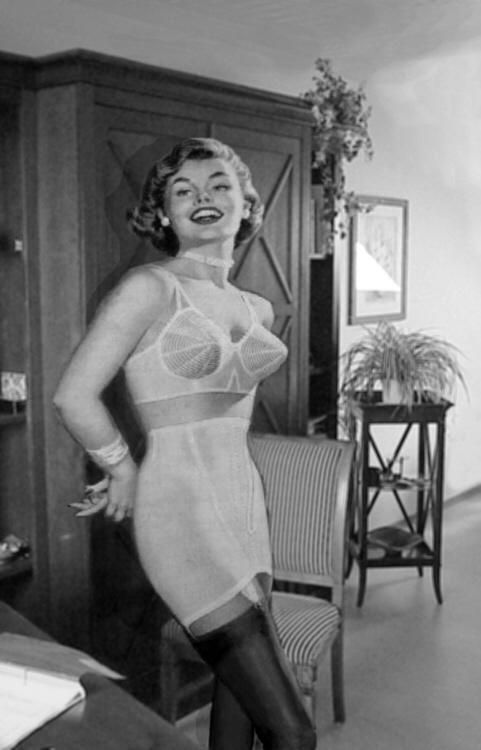 Vintage Bras And Girdles 15