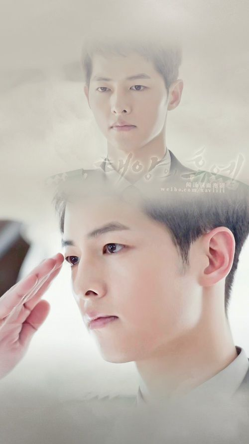 SONG JOONG KI❤️ Descendants Of The Sun❤️